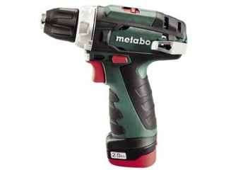 METABO - aku šroubovák PowerMaxx BS Basic 2x2,0Ah, 600080500